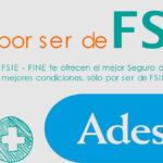 ACUERDO FSIE – ADESLAS/FINE