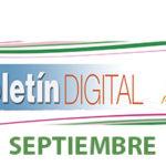 BOLETÍN DIGITAL SEPTIEMBRE 2018