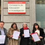 FSIE MADRID JUNTO A LOS SINDICATOS DE LA ENSEÑANZA CONCERTADA EXIGEN A LA CONSEJERÍA DE EDUCACIÓN UN ACUERDO PARA ACCEDER A JUBILACIÓN PARCIAL.