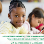 FSIE CELEBRA EL PRIMER DÍA INTERNACIONAL DE LA EDUCACIÓN RECLAMANDO A LOS AGENTES SOCIALES Y POLÍTICOS CONSENSO PARA CONSEGUIR UN SISTEMA EDUCATIVO ESTABLE Y DE CALIDAD