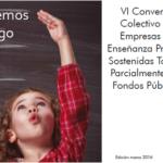 REUNIÓN DE LA MESA SECTORIAL DEL VI CONVENIO DE CONCERTADA