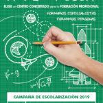 FSIE LANZA SU CAMPAÑA DE APOYO A LA ESCOLARIZACIÓN EN LOS CENTROS CONCERTADOS DE FORMACIÓN PROFESIONAL