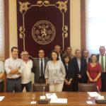 FIRMADAS LAS TABAS SALARIALES DEL XIII CONVENIO DE CENTROS DE EDUCACIÓN UNIVERSITARIA E INVESTIGACIÓN