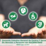 PUBLICADO ACUERDO REGISTRO DE JORNADA CENTROS Y SERVICIOS CONVENIO DISCAPACIDAD