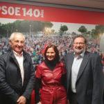 FSIE SE REÚNE CON EL PSOE EN LA SEDE DE FERRAZ