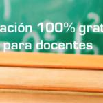 CURSOS DE FORMACIÓN ON-LINE GRATUITOS PARA TRABAJADORES DEL SECTOR EDUCATIVO CON ADAMS