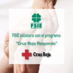 """FSIE COLABORA CON EL PROGRAMA """"CRUZ ROJA RESPONDE"""" PARA HACER FRENTE A LA CRISIS SANITARIA POR COVID-19"""