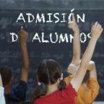 PROCESO DE ADMISIÓN DE ALUMNOS 20-21