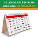CALENDARIO ESCOLAR CURSO 20/21 (ACTUALIZADO)