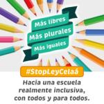 PRESENTACIÓN DE LA CAMPAÑA MÁS PLURALES, MÁS LIBRES, MÁS IGUALES