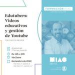 SESIONES DE FORMACIÓN ONLINE DE FSIEMADRID EN COLABORACIÓN CON MIAC