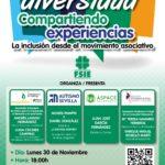 """EL LUNES 30 DE NOVIEMBRE LLEGA LA II JORNADA """"COMPARTIENDO EXPERIENCIAS"""""""