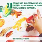MESA NEGOCIADORA DEL XII CONVENIO COLECTIVO DE EDUCACIÓN INFANTIL
