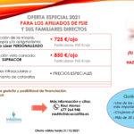 ACUERDO CON CLINICA OFTALMOLÓGICA CASTILLA