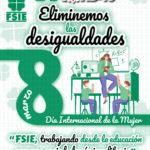 FSIE reivindica el papel de la mujer en la lucha contra la pandemia y exige medidas para paliar las desigualdades acentuadas por la misma