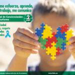 FSIE se suma al día mundial de la concienciación sobre el Autismo reclamando el respeto e integración de las diversas capacidades