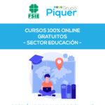 Formación gratuita On Line para Afiliados y Delegados. Grupo Piquer