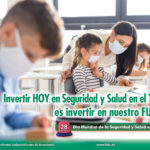 Fsie celebra el día mundial de la seguridad y la salud en el trabajo exigiendo medidas para paliar los efectos de la pandemia.