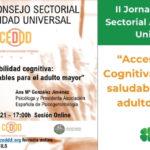 II Jornada Consejo Sectorial Accesibilidad Universal