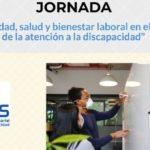 """FSIE Madrid en la Jornada """"Seguridad, salud y bienestar laboral en el sector de la Atención a la Discapacidad"""" organizada por AEDIS"""