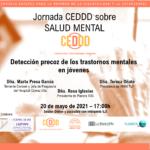 FSIE Madrid estuvo presente, el día 20 de mayo, en la Jornada CEDDD sobre Salud Mental