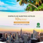 Descuentos exclusivos para nuestros afiliados gracias al acuerdo con RIU HOTELS&RESORTS