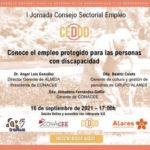 Participación de FSIE Madrid en la Jornada del CEDDD sobre los centros especiales de empleo