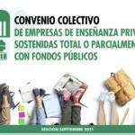 Publicado en el BOE el VII Convenio Colectivo de Educación Concertada
